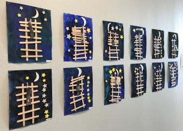 moon artwork wide