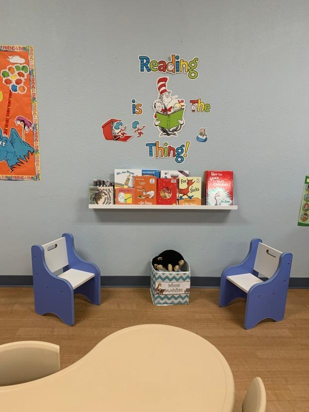 A Kenworthy School Classroom